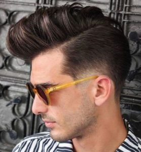Low-Fade-Faux-Hawk
