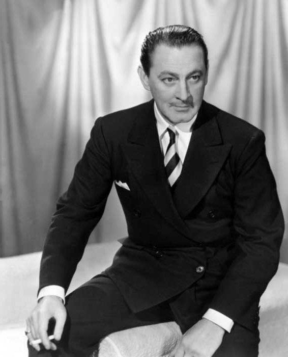 1920s mens hair style john barrymore