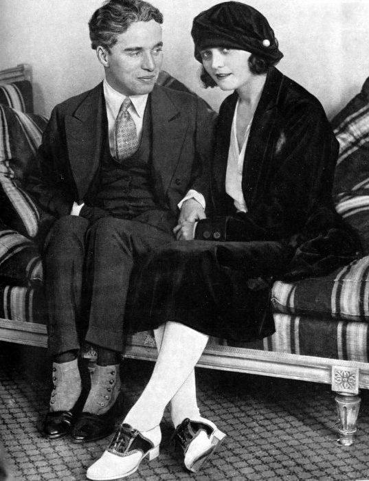1920s mens haircut charlie chaplin