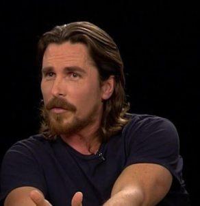 male shoulder length hair