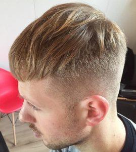 wavy guy hair