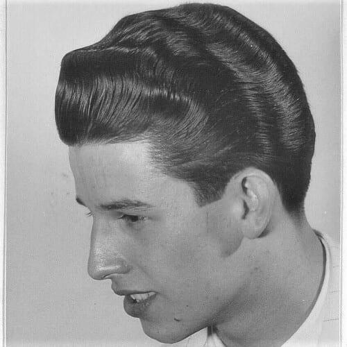 50s Mens Hairstyles Breaker Haircuts