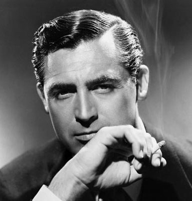 50s Mens Hairstyles Cary Grant