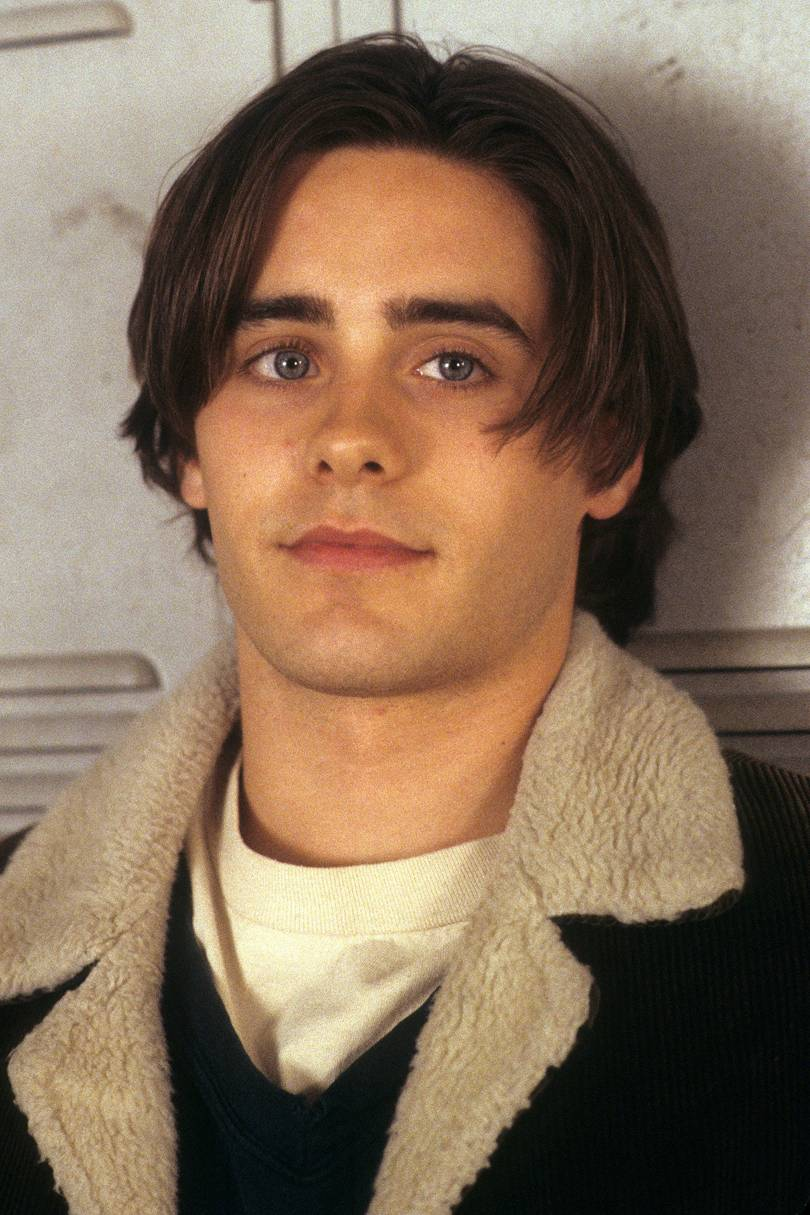 90s Mens Hairstyles Jared Leto