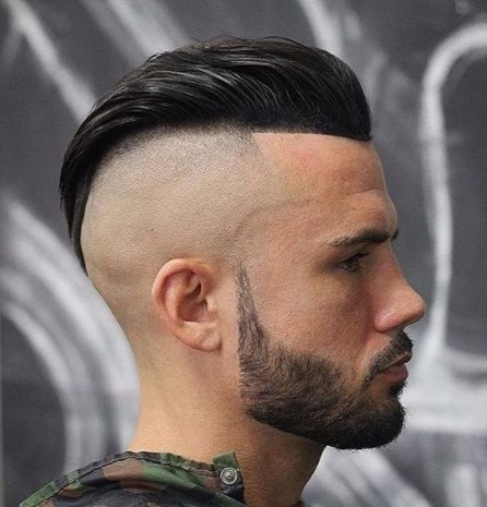 90s Mens Hairstyles Mohawk