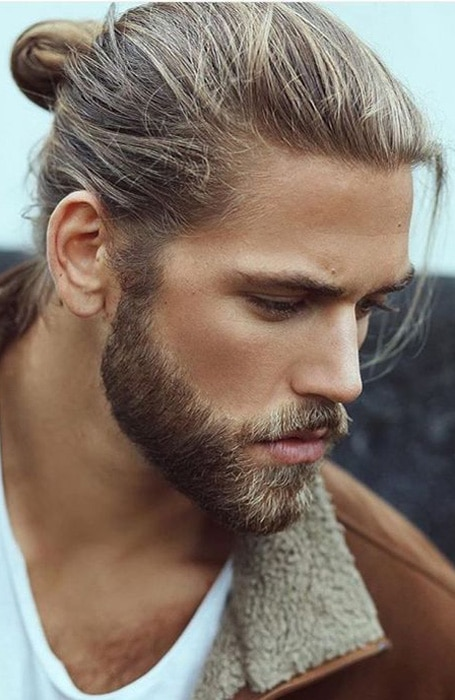 blonde hairstyles men