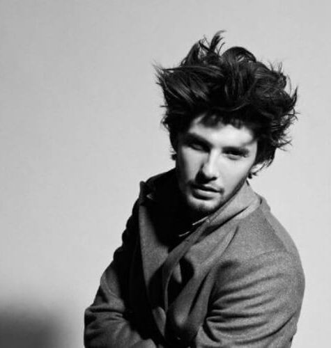 Ben Barnes Messy Hairstyles for Men