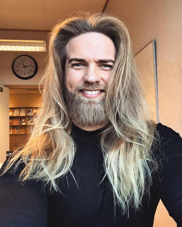 Blonde Beard