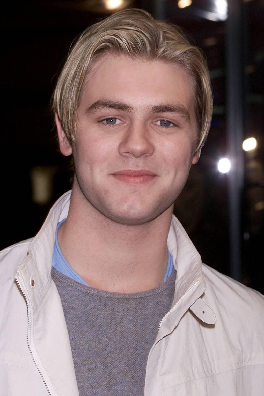 Brian McFadden Hairstyles