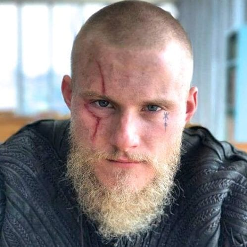 Buzz Cut Viking Hairstyles