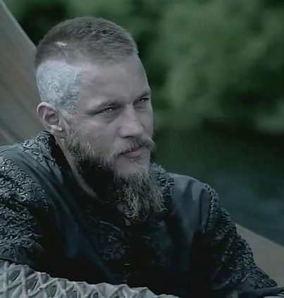 Crew Cut In A Viking Style