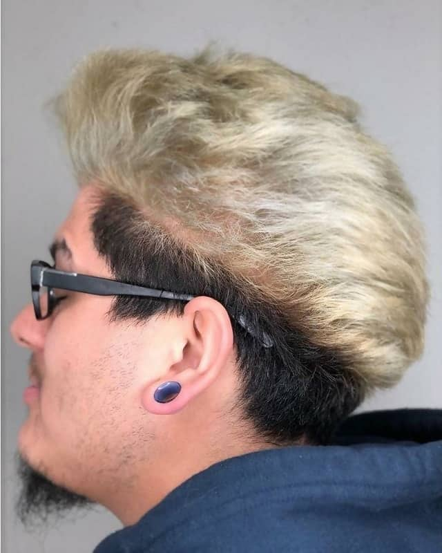 Disconnected Undercut