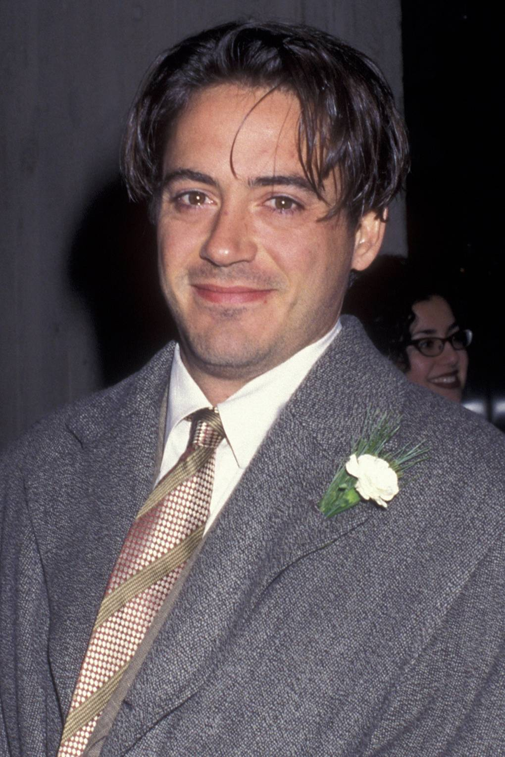 Hair Robert Downey Jr.