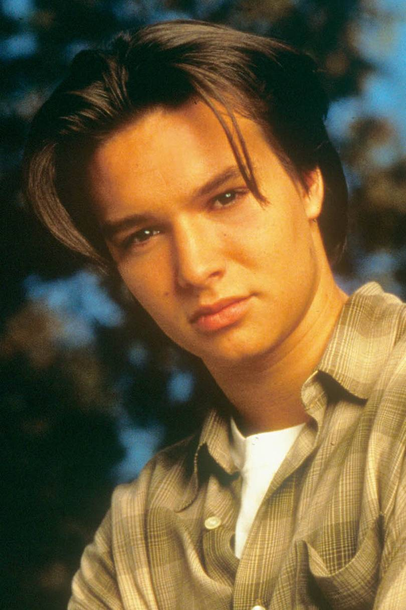 Hairstyles Justin Whalin
