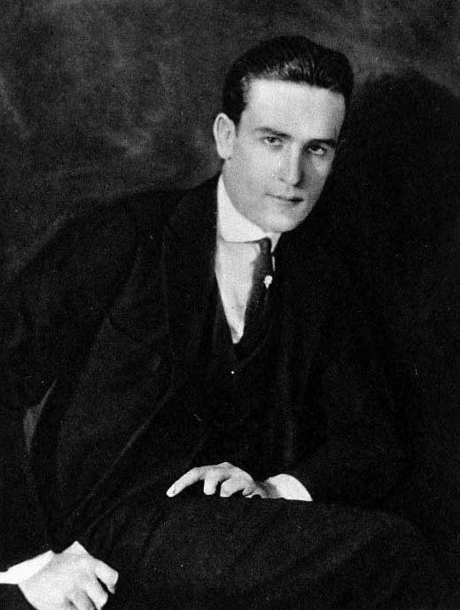 harold lloyd 1920 mens hairstyles sophisticated