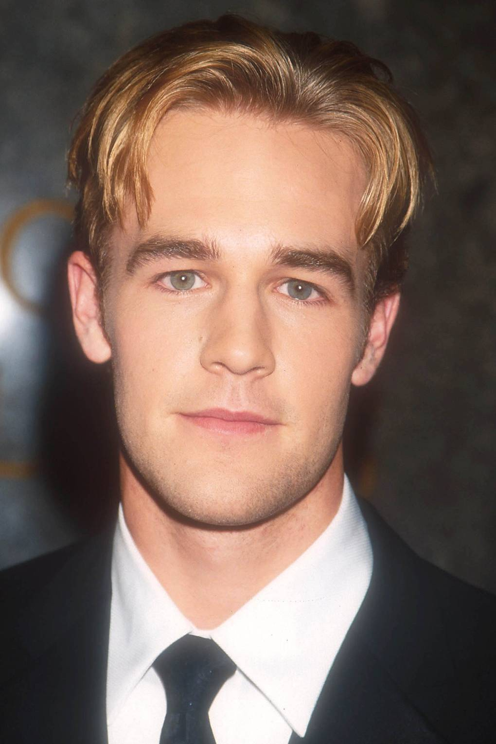 James Van Der Beek Hair