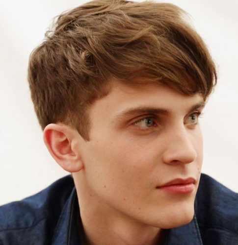 Longer Front Short Hairstyle