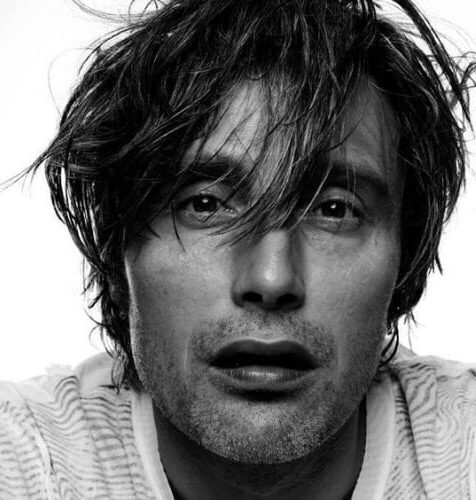 Mads Mikkelsen Messy Hairstyles for Men