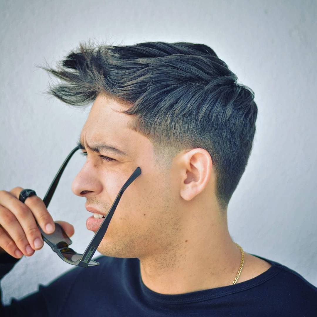 Modern Bedhead Messy Mens Hairstyles
