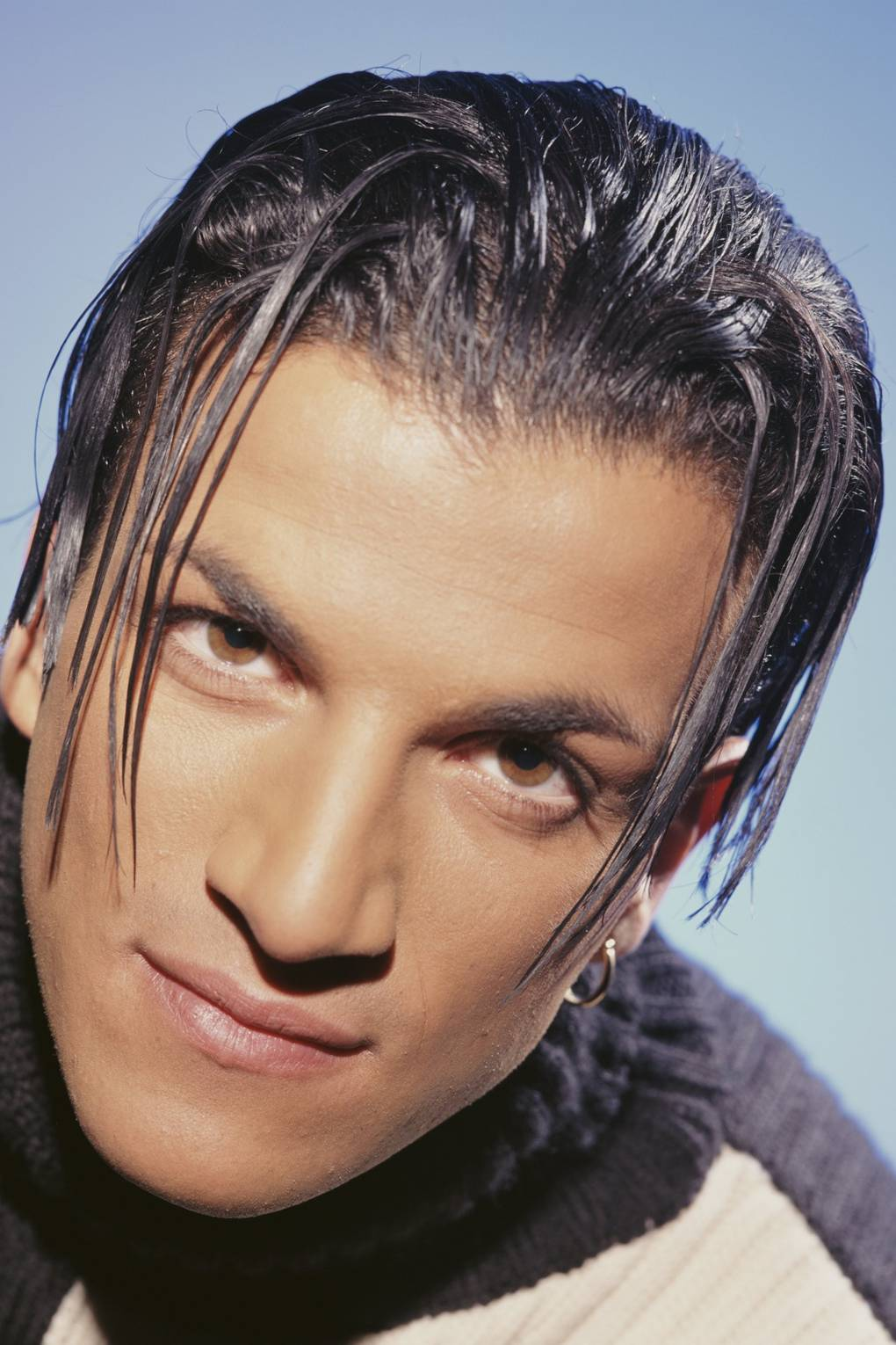 Peter Andre Hairstyles