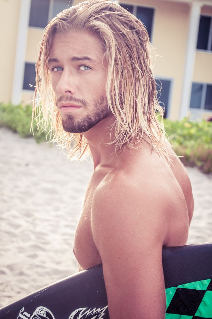 Surfer Boy Hairstyle