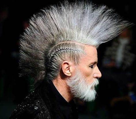 100 Best Punk Hairstyles For Mens 2020 Hairmanstyles