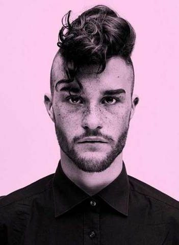 Undercut Punk Hairstyles