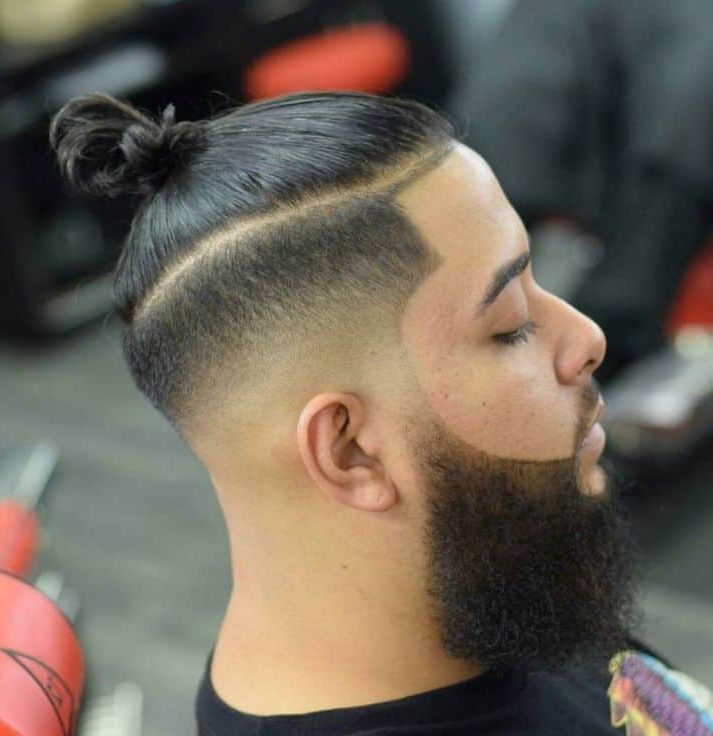Undercut Viking With A Clean Look