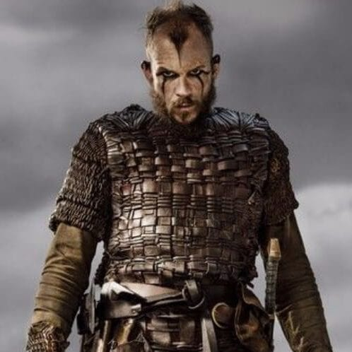 Viking Hairstyles for Receding Hairlines