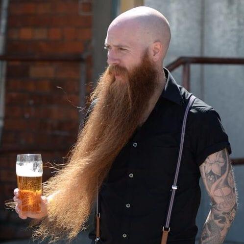 Vikings Beard Styles