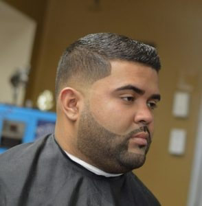 good haircuts for fat guys
