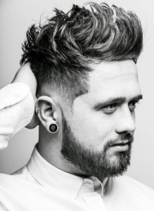best haircuts for fat guys