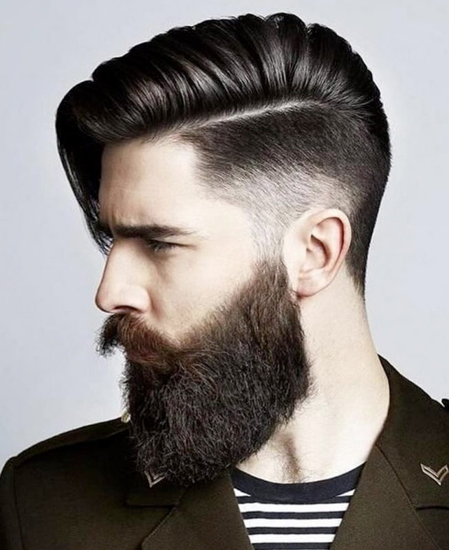 24 Best Short Sides Long Top Haircuts Of Men Hairmanstyles