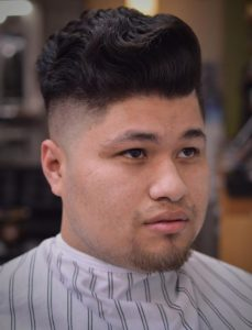 fat guys hairstyles fat guy haircuts