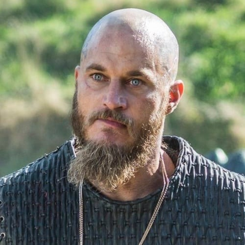 Uneven Viking Beard Styles