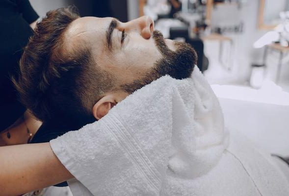 Clean Your Beard