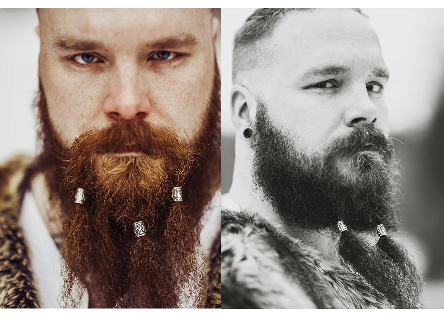 Decorative Braided Beard