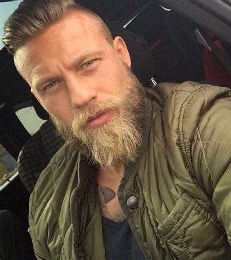 The Bare Viking Look