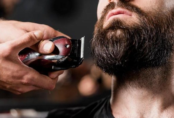 Trimming Of The Beard