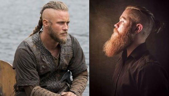Viking Beard Long or Short