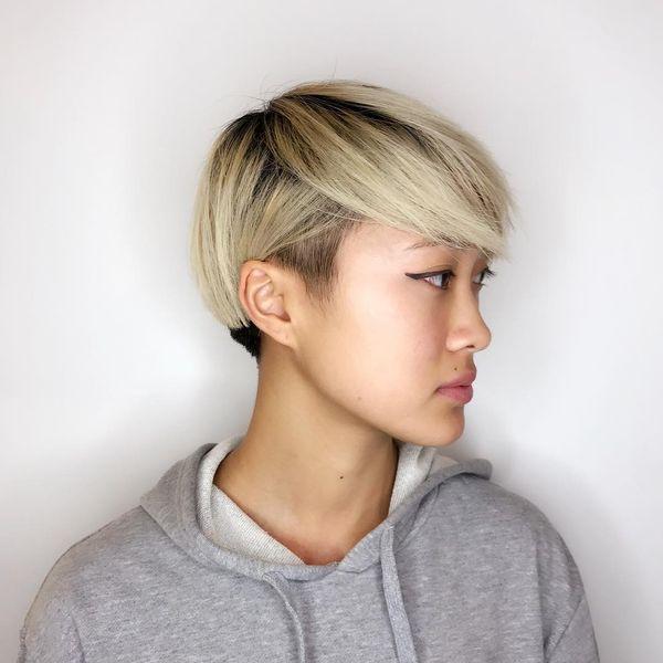 lesbian hairstyles