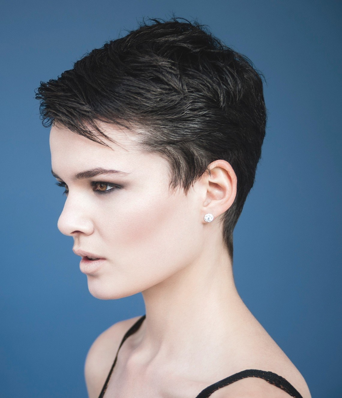 Masculine Short Cut