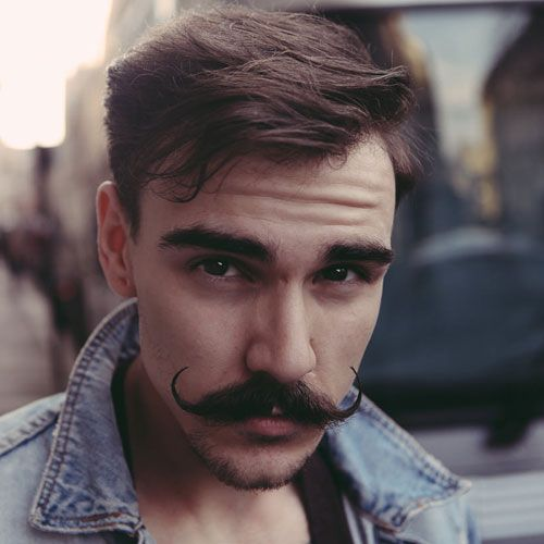 Of handlebar mustaches types Ultimate Guide