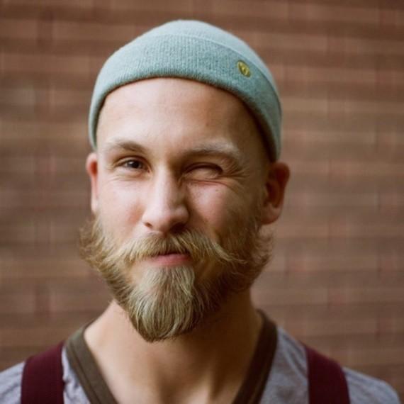blonde beard dye