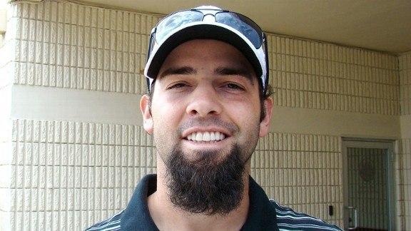beard without mustache