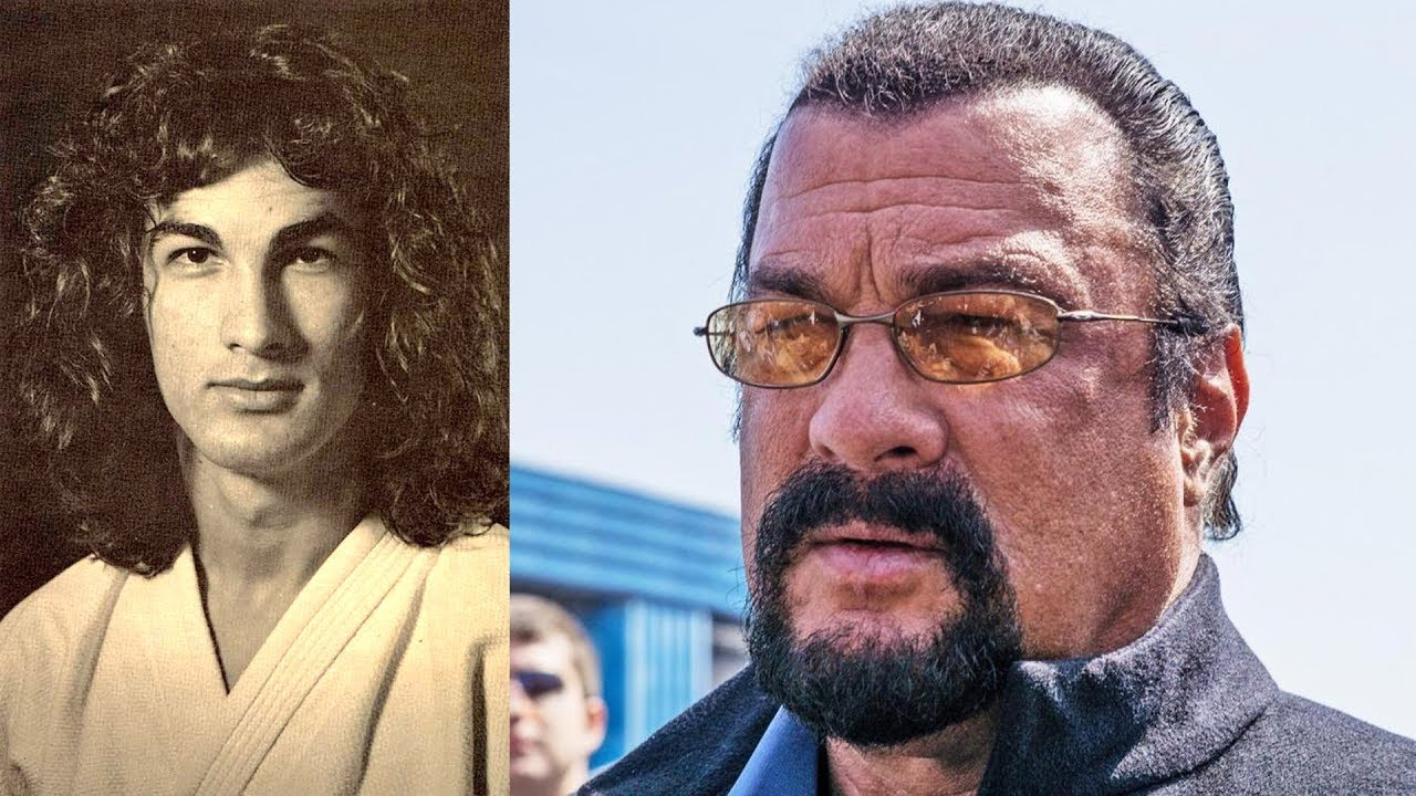 Steven Seagal Transformation