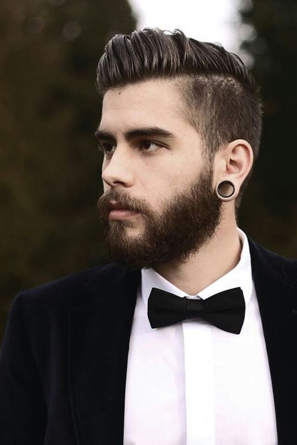 mens hairstyles for weddings