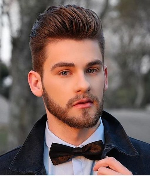 formal hairstyles for men