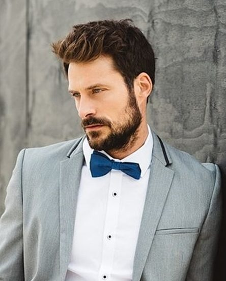 mens wedding hairstyles