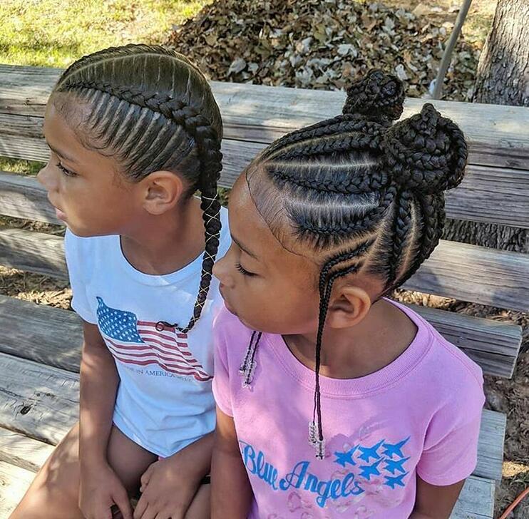 little girl braided hairstyles